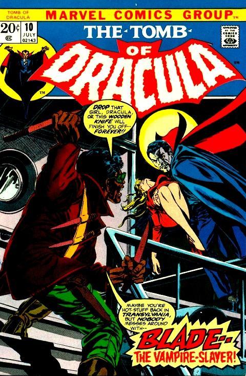 Tomb of Dracula 10