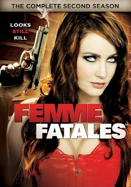 Femme Fatales: The Complete Second Season/DVD