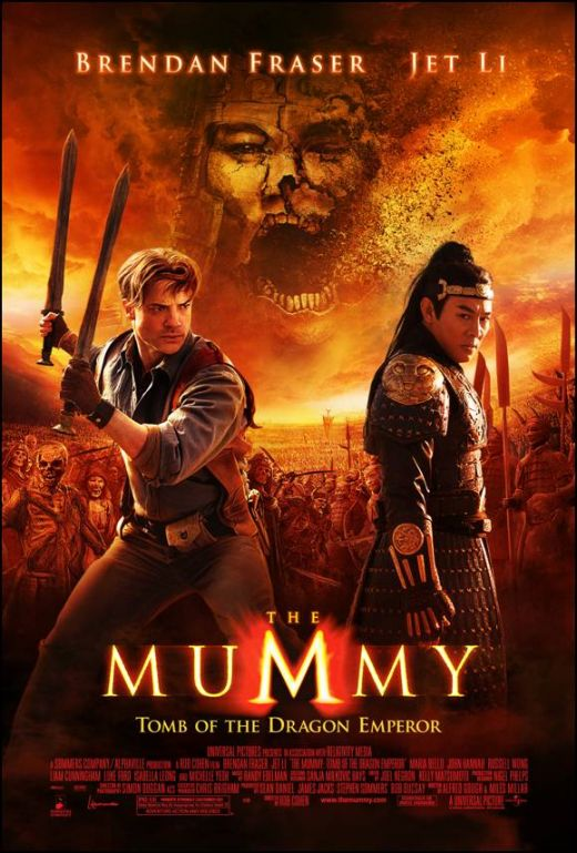 Mummy: Tomb of the Dragon Emperor, The (2008)