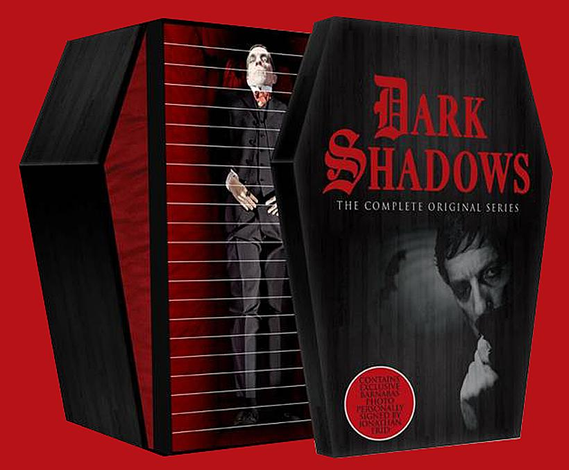 Dark Shadows: The Complete Original Series