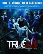 True Blood - The Complete Third Season Blu-ray