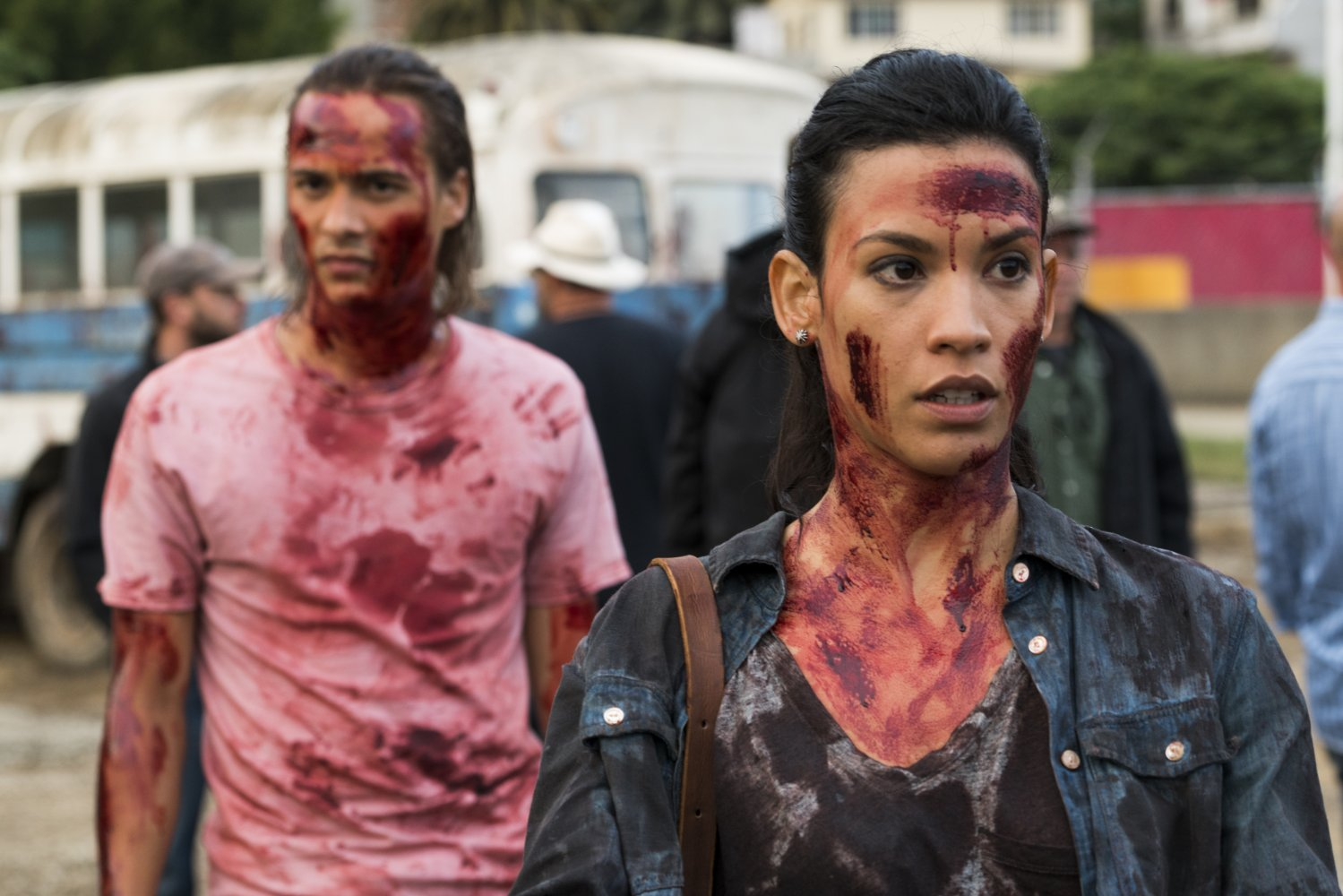 Fear the Walking Dead: Los Muertos