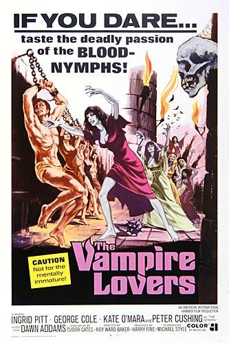 Vampire Lovers, The