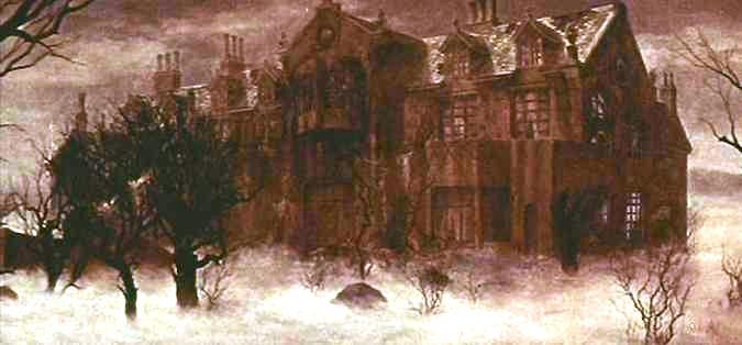 Glossary:Haunted House