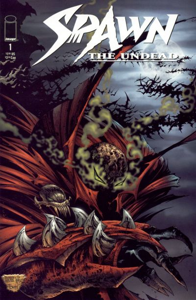 Spawn: The Undead Vol 1