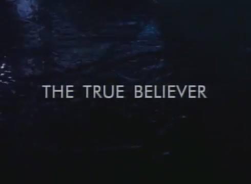 War of the Worlds: The True Believer