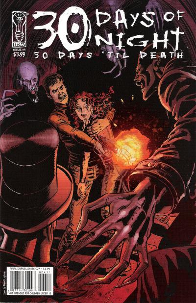 30 Days of Night: 30 Days 'Til Death 4