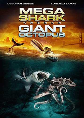 Mega Shark vs. Giant Octopus (2009)
