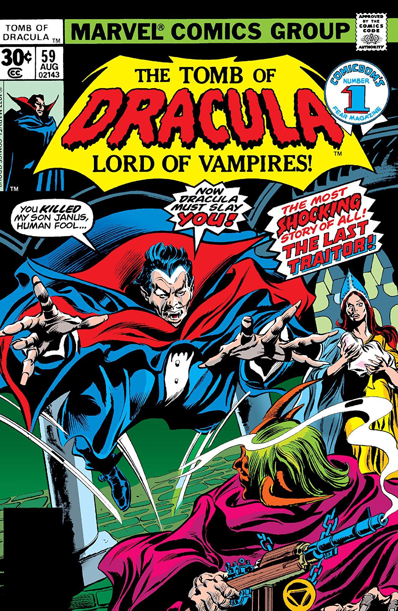 Tomb of Dracula 59