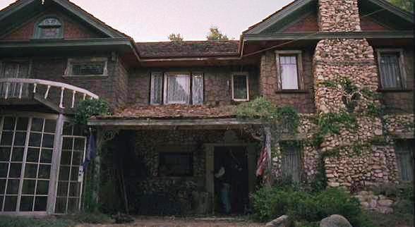 Voorhees residence