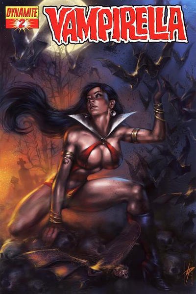 Vampirella Vol 4 2