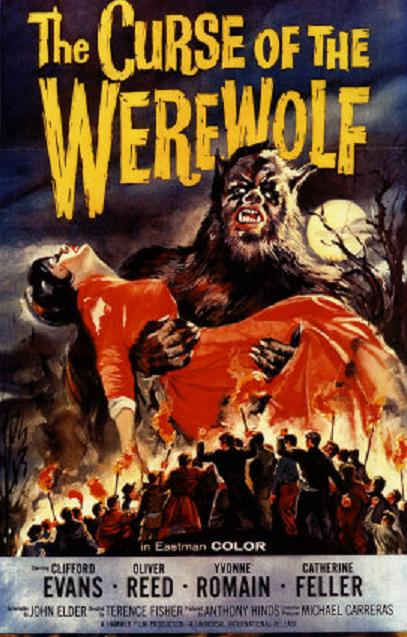 Curse of the Werewolf, The