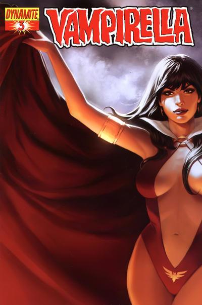 Vampirella Vol 4 3