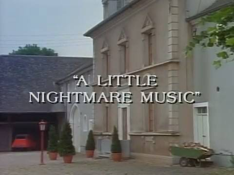 Dracula: A Little Nightmare Music