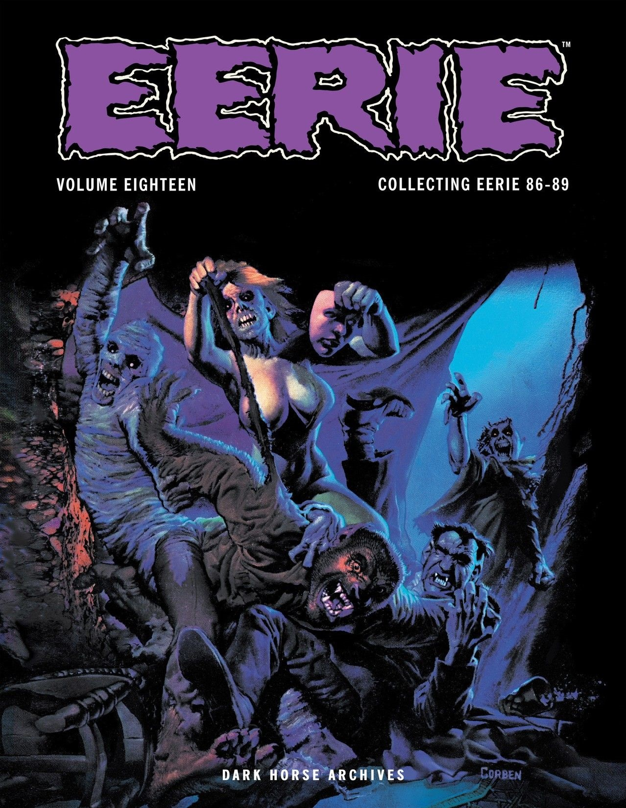 Eerie Archives Vol 1