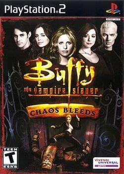 Buffy the Vampire Slayer - Chaos Bleeds (VG).jpg