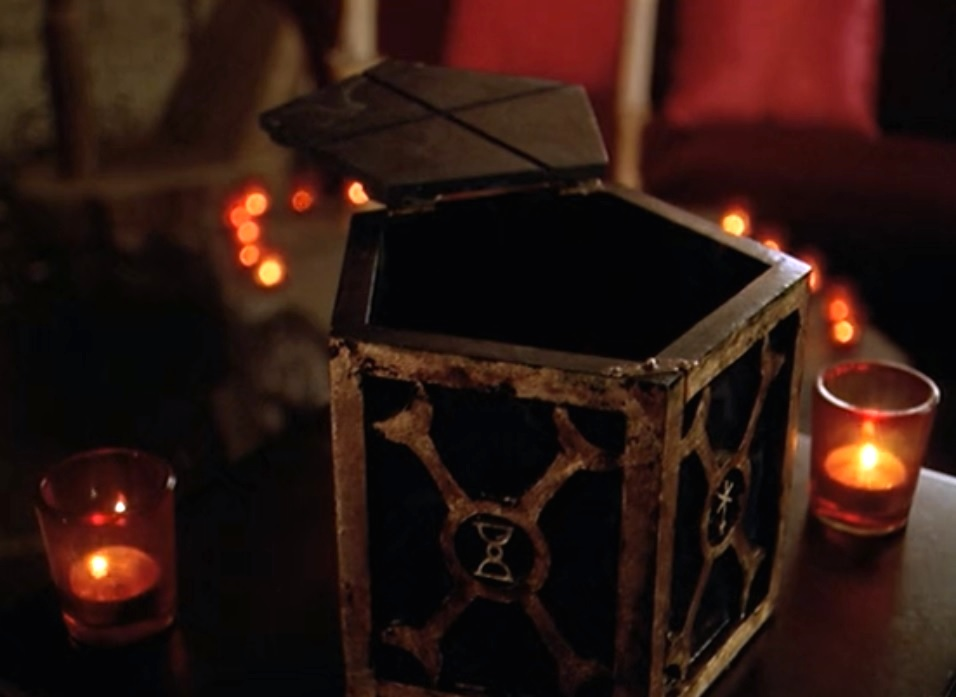 Charmed: Little Box of Horrors