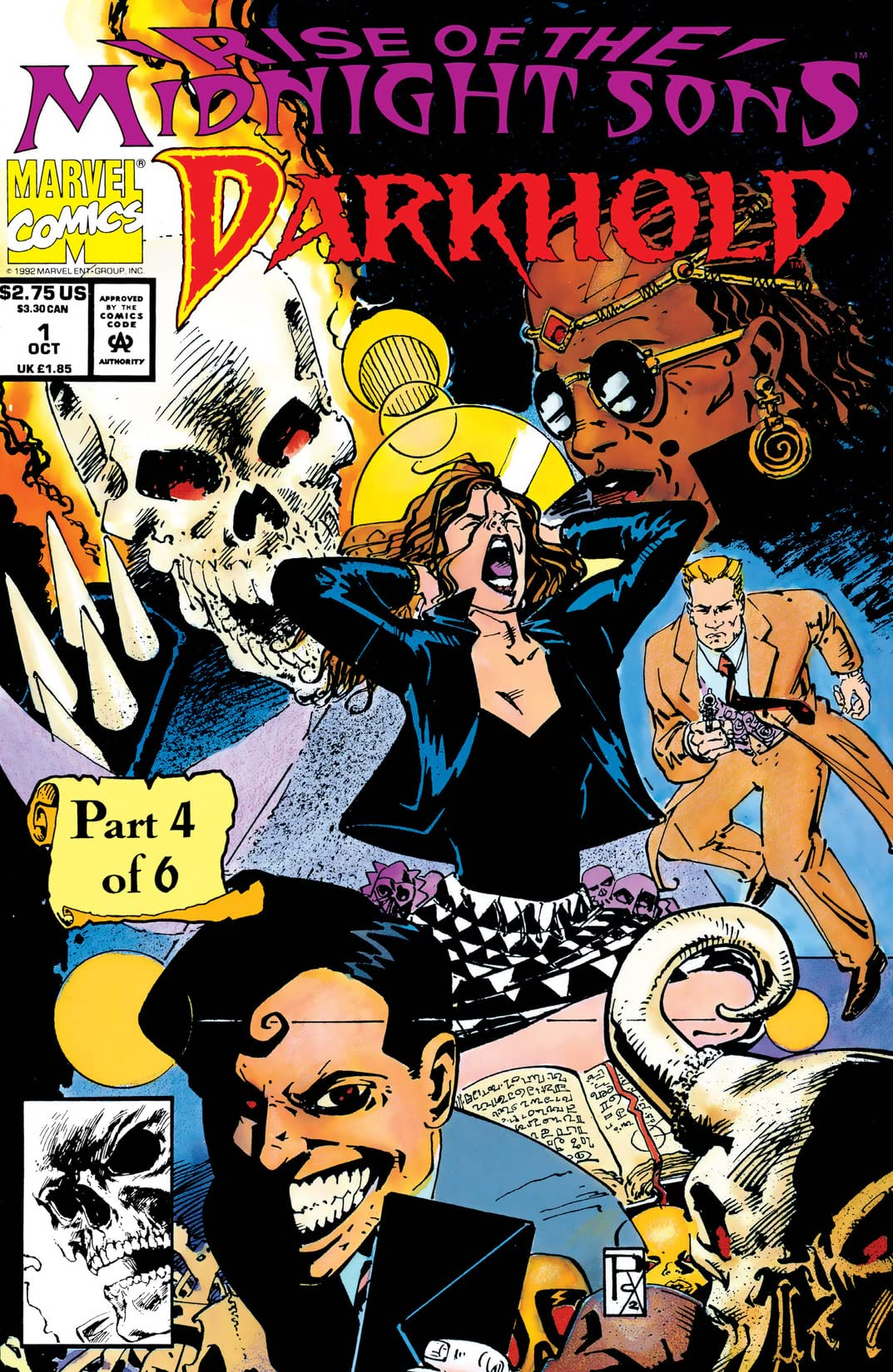 Darkhold: Pages from the Book of Sins 1