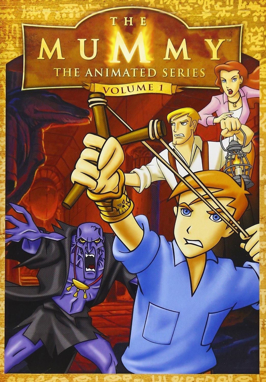Mummy: The Animated Series, Volume 1