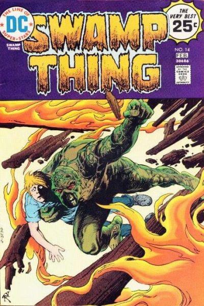 Swamp Thing 14