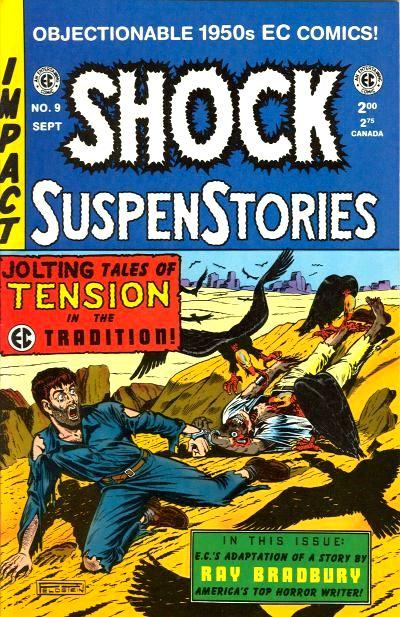 Shock SuspenStories Vol 2