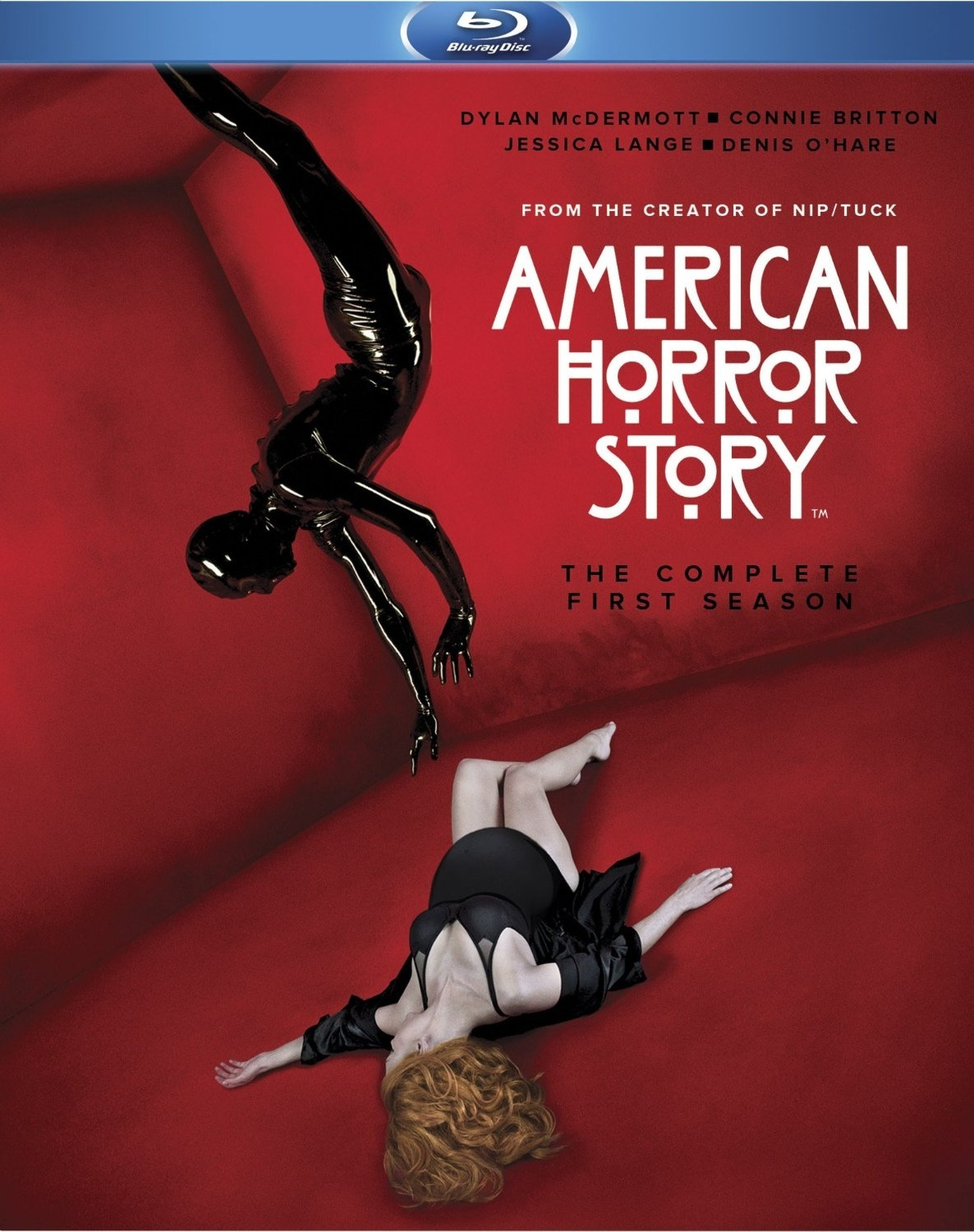 American Horror Story: The Complete First Season/Blu-ray