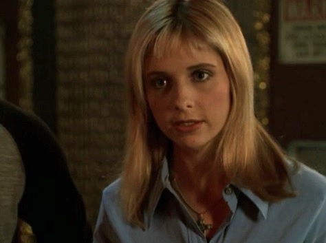 Buffy the Vampire Slayer: Amends
