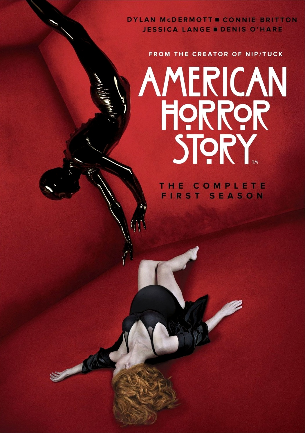 American Horror Story: The Complete First Season/DVD