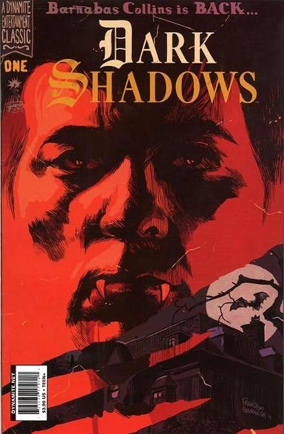 Dark Shadows Vol 5 1