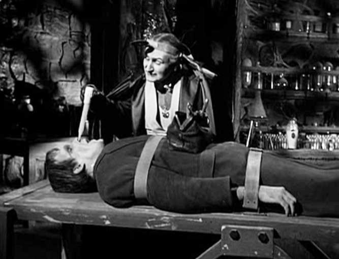 Munsters: Pike's Pique