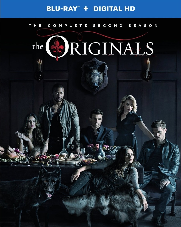 Originals: The Complete Second Season/Blu-ray