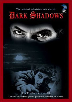 Dark Shadows DVD Collection 13