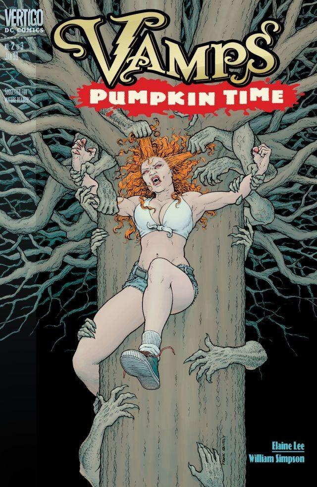 Vamps: Pumpkin Time 2