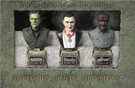Universal Monsters: Legacy Gift Set