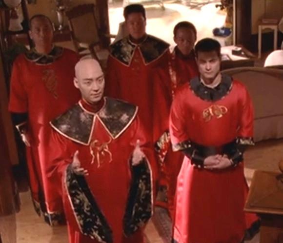 Charmed: 12 Angry Zen