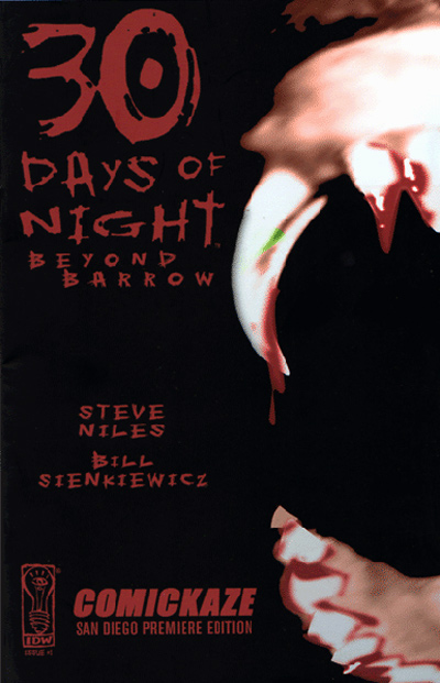 30 Days of Night: Beyond Barrow Vol 1