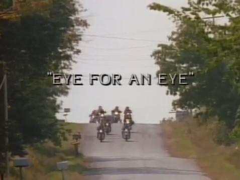 War of the Worlds: Eye for an Eye