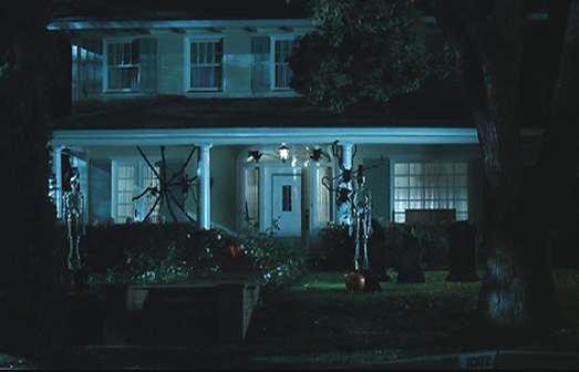 Strode residence