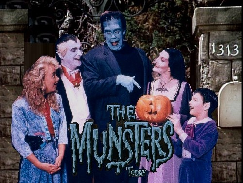 Munsters Today: Diary of a Mad Munsterwife