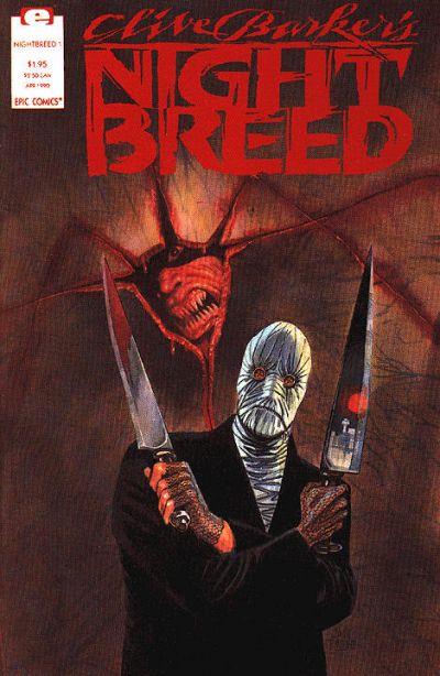 Night Breed Vol 1