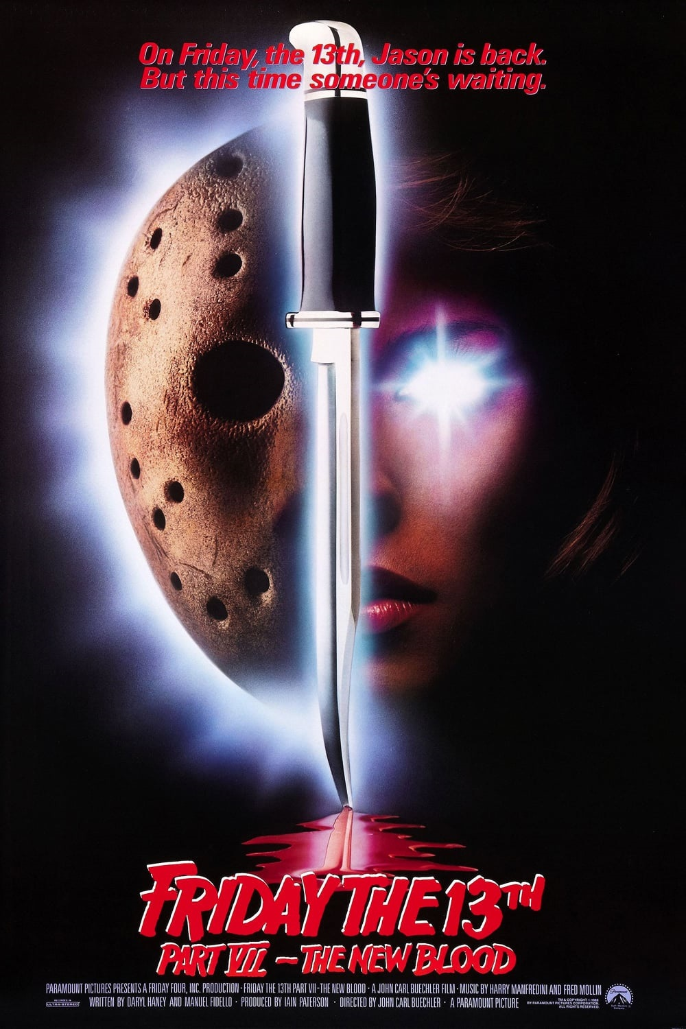 Friday the 13th Part VII: The New Blood/Gallery