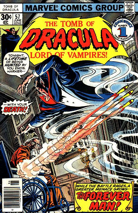 Tomb of Dracula 57