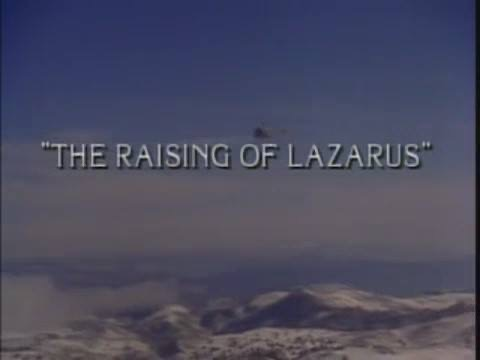 War of the Worlds: The Raising of Lazarus