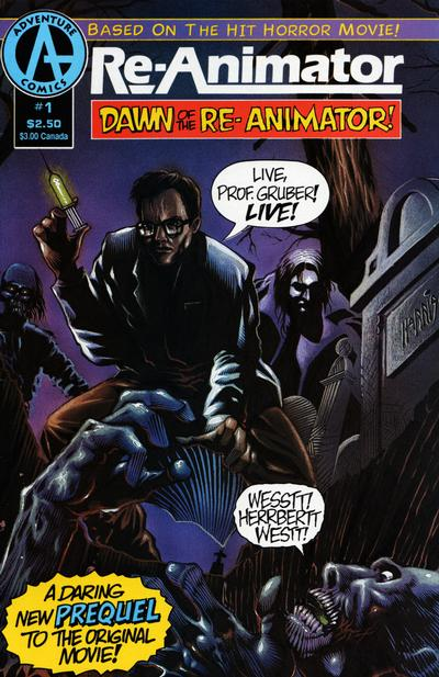 Re-Animator: Dawn of the Re-Animator Vol 1