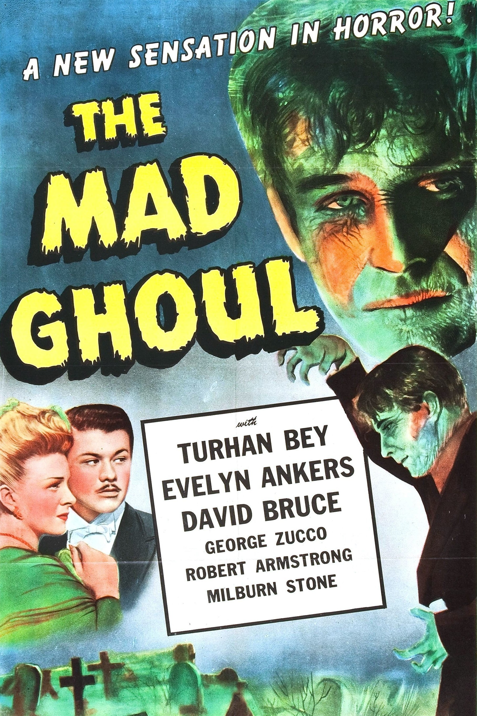 Mad Ghoul, The