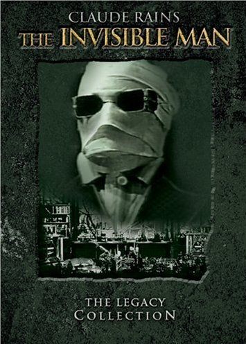 Invisible Man: The Legacy Collection