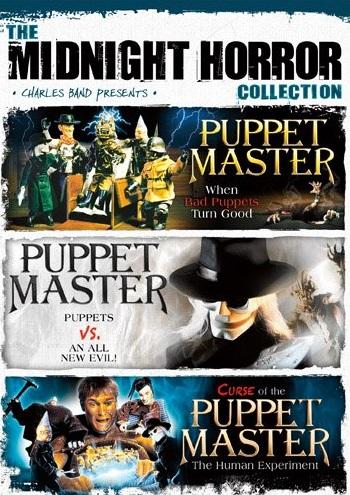 Midnight Horror Collection: Puppet Master, Volume 2