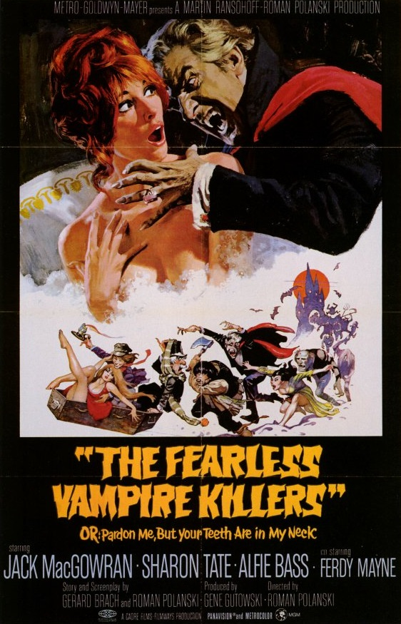 Fearless Vampire Killers, The