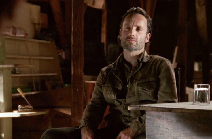 Walking Dead: Arrow on the Doorpost