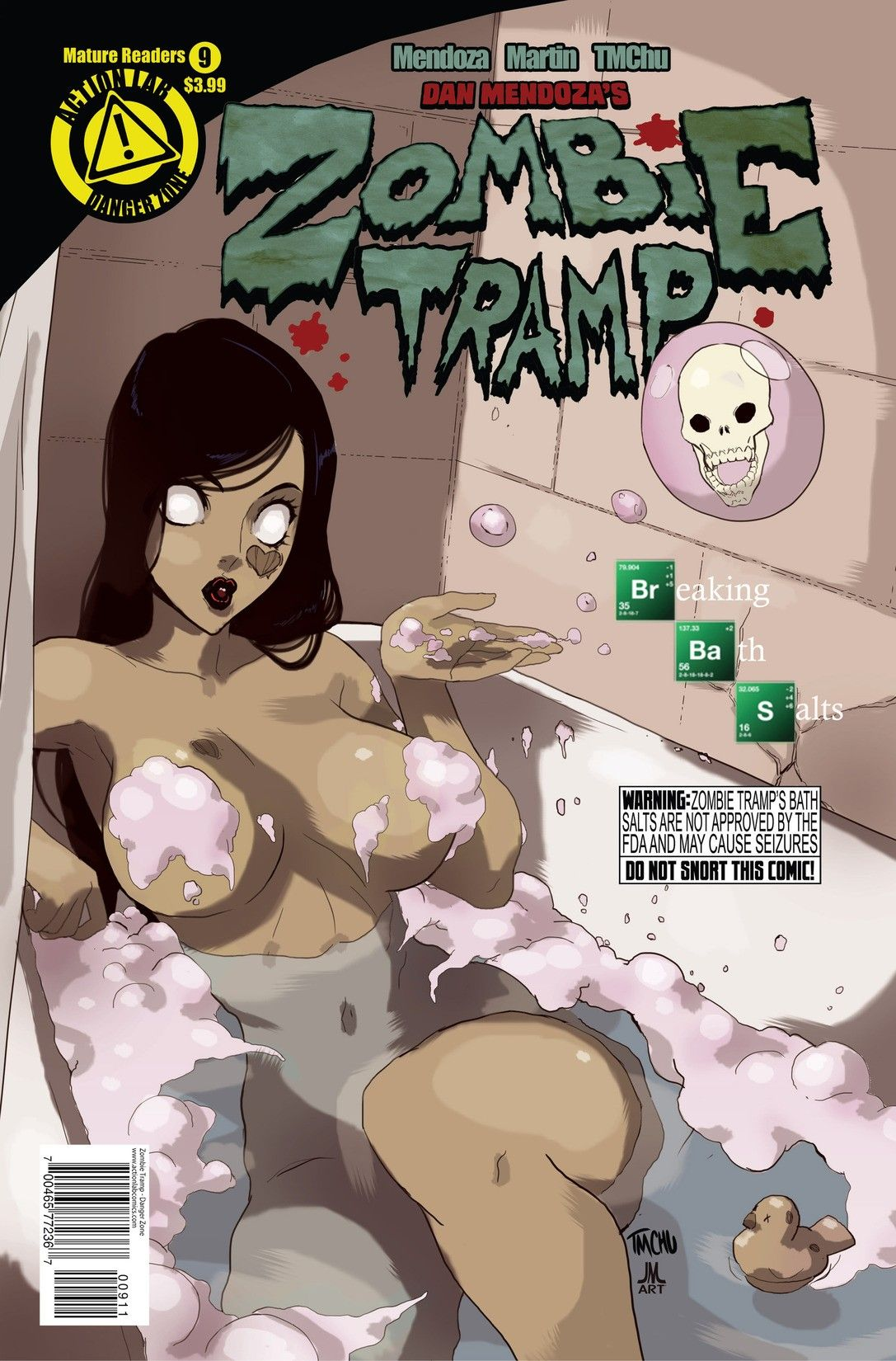 Zombie Tramp Vol 3 9